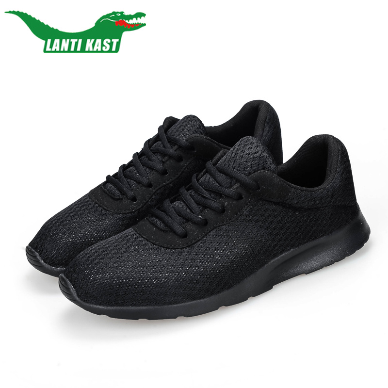 Light Casual Shoes Casual Men Shoe Fashion 2018 New Mens Shoes Men Sneakers Summer Mesh Men Jogging Chaussure Homme Lover Shoes
