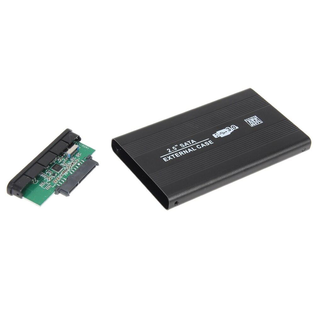 USB 3.0 SATA External Hard Drive HD Enclosure Case Hard Disk Case Hdd Adapter HDD Enclosure Mobile Disk Case For 2.5 Inch HDD