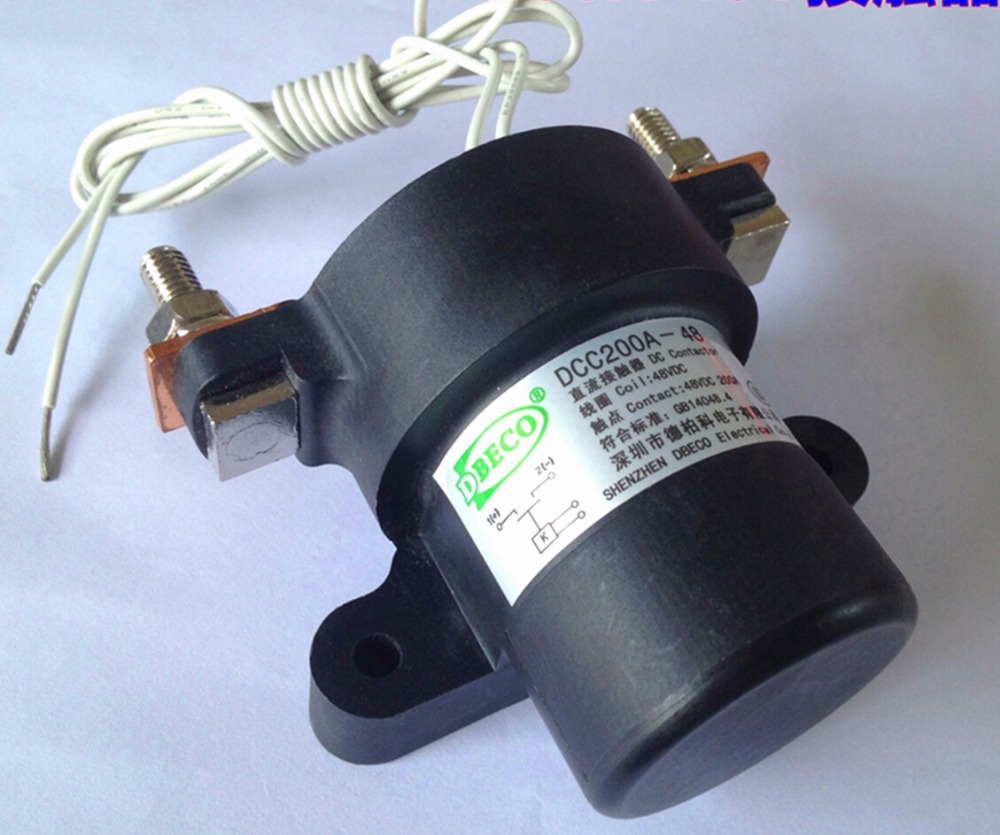 Online Buy Wholesale Power Contactor From China Power Contactor - Electrical relay normally open