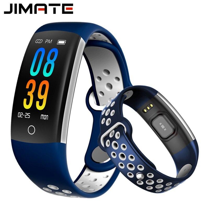 Reloj deportivo banda inteligente de presión arterial Pulsometro pulsera inteligente de oxígeno en sangre pulsera inteligente de Fitness Pk fitbits xiomi