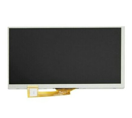 New LCD Display Matrix For 7 Archos 70b xenon Tablet inner LCD Screen Panel Glass Lens module replacement Free Shipping new lcd display matrix for 7 archos 70b copper tablet inner lcd display 1024x600 screen panel frame free shipping