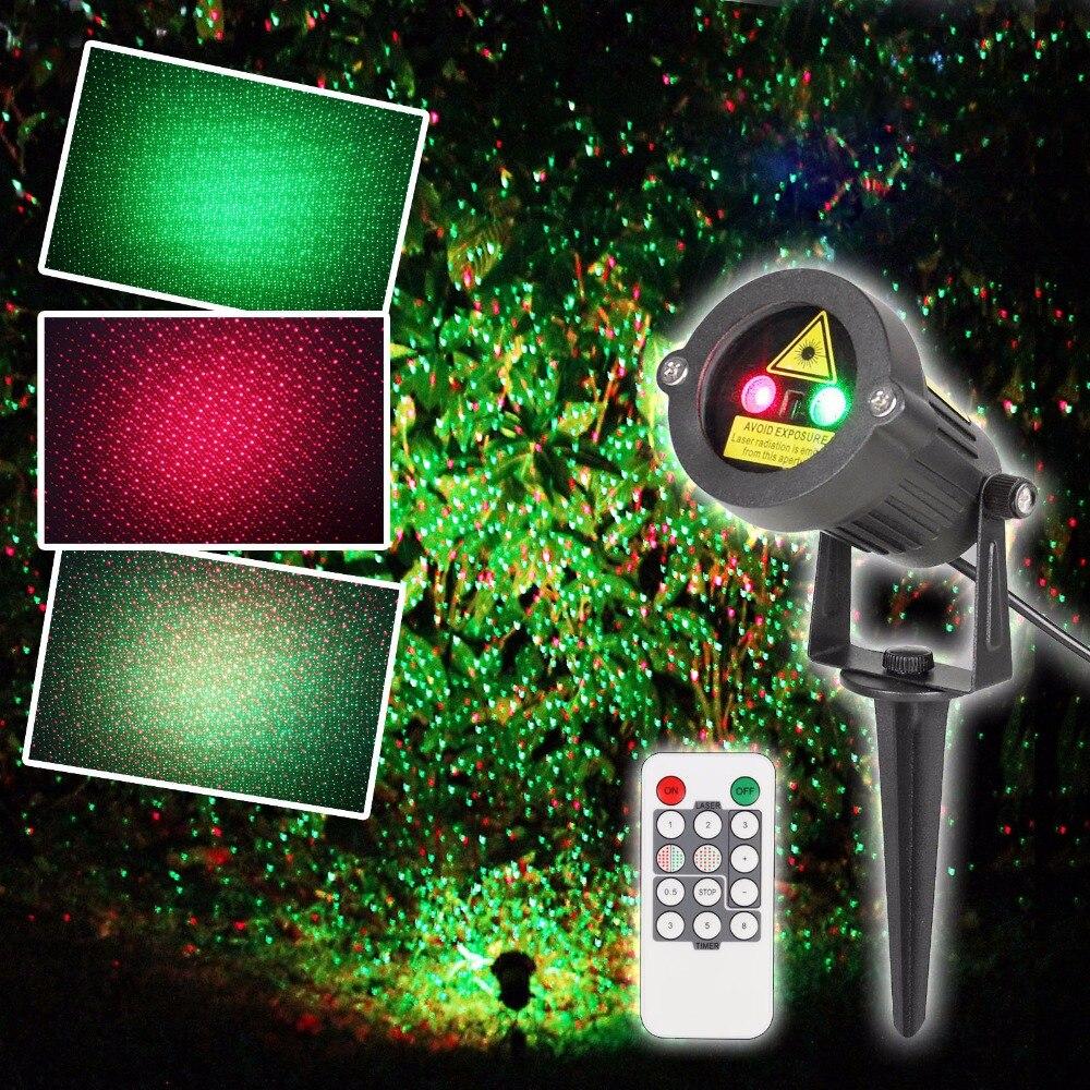 Christmas Light Show Projector