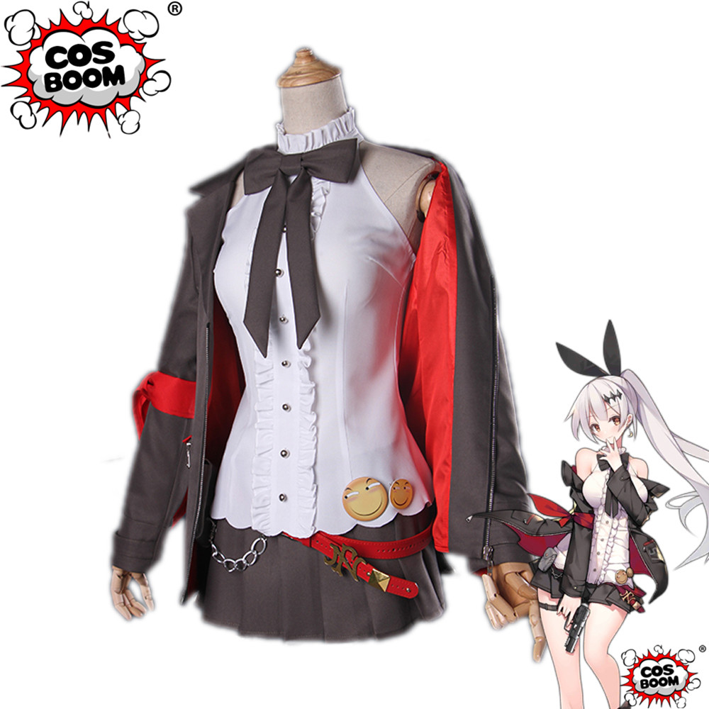 Game Girls Frontline Ump9 Cosplay Costume Ump9 Uniform For Halloween
