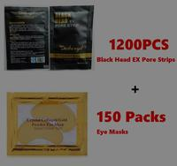 DHL Shipment Skin Care Combo Black Mask Blackhead Black Head Acne Remover Deep Cleansing Purifying Close Pores Face Mask