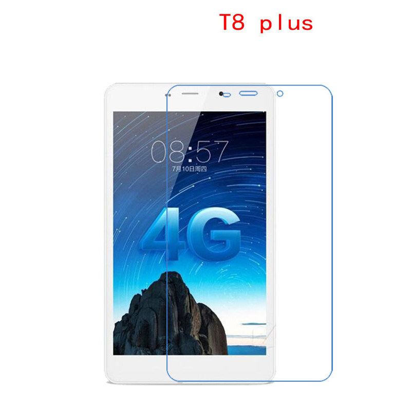 2 Pcs Clear Soft Explosion-proof Film Protector Sticker For Cube T8 Ultimate T8 Plus 8.0 Screen Protector Without Return Tablet Accessories