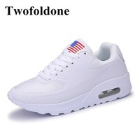 New Arrivals Original Twofoldone Air Sneakers Women Sports Shoes White Super Cool Sneakers Girls Running Shoes