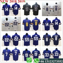 buy online 03e3a e3dd1 Buy vikings jersey diggs men and get free shipping on ...