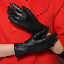 PU Leather Gloves (European Style)