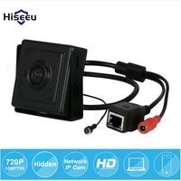 마이크로 3.6 미리메터 렌즈 미니 IP 카메라 720 마력 홈 보안 시스템 CCTV 감시 작은 HD 마이크 Onvif 비디오 P2P Hiseeu