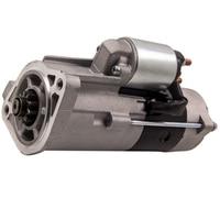 Starter Motor For Mitsubishi PAJERO III Canvas top for Triton MK 2.8L 4M40T 4M40 ml 3.2L 4M41 Canter 35 CAC M8T75071 LRS01328