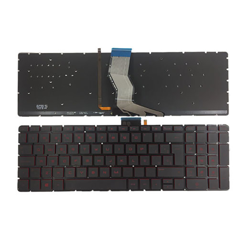 Spanish Laptop Keyboard for HP Pavilion Star Wars 15 AN000 15 AN 15 an044nr 15 an067nr