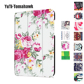 """Protective leather cover stand case Folio magnet cover case for 2016 Acer Iconia One 8 B1-850 8"""" tablet + Stylus Freeshipping"""