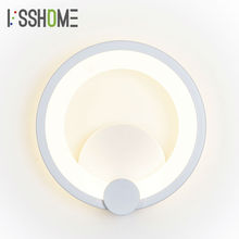VSSHOME 8W LED Wall Lamps Modern Nordic Style Home Indoor Lighting Living Room Corridor Lamp