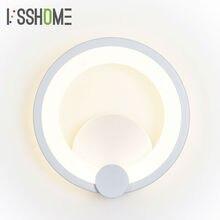 [VSSHOME] 8W LED Wall Lamps Modern Nordic Style Home Indoor Lighting Living Room Corridor Lamp Bedroom Decoration AC90-260V
