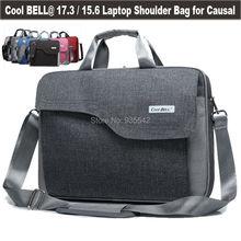 แฟชั่นแบรนด์17.3 15.6นิ้วถุงแล็ปท็อป17 15โน๊ตบุ๊คคอมพิวเตอร์ร่างกายข้ามของMessengerกระเป๋าสะพายผู้ชายผู้หญิงกระเป๋าถือสบายๆ