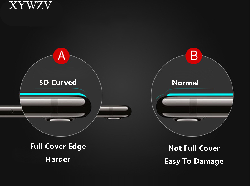 5D Full Glue Glass For Samsung Galaxy A50 Screen Protector For Samsung Galaxy A50 Tempered Glass For Samsung Galaxy A50 Film in Phone Screen Protectors from Cellphones Telecommunications