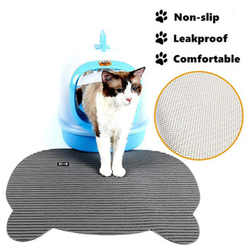 Large PVC Nonslip Pads for Cat's Toilet Pet Supplies Pet Toilet