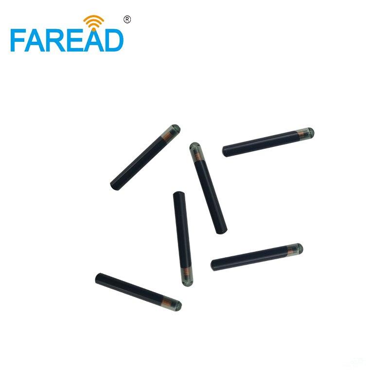 Free Shipping New 4D60-80bits Blank Micro Transponder Chip Glass Ford Mazda Car Key