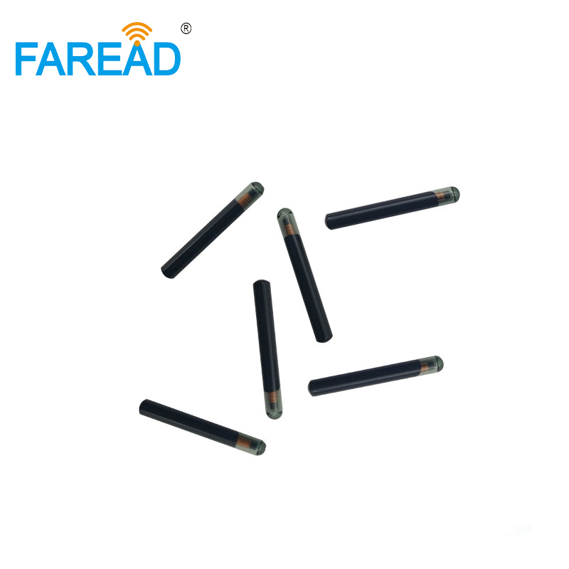 X100pcs Free Shipping New 4D60-80bits Blank Micro Transponder Chip Glass Ford Mazda Car Key