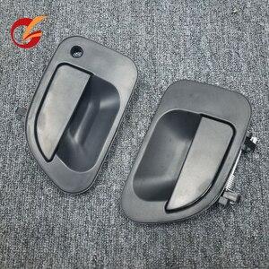Image 2 - Verwenden für mitsubishi delica L400 tür griff front tür hinten tür heckklappe tür griff