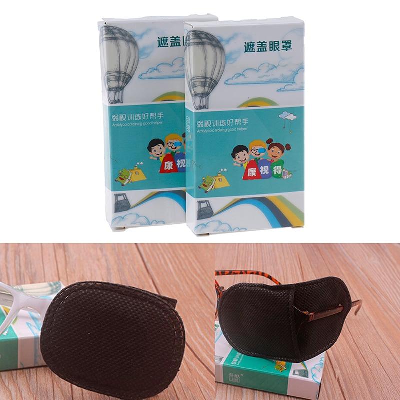 6Pcs/box Kids Children Boy Gril Child Occlusion Medical Lazy Eye  Patch Eyeshade for Amblyopia Wholesale S/L SizeSleep