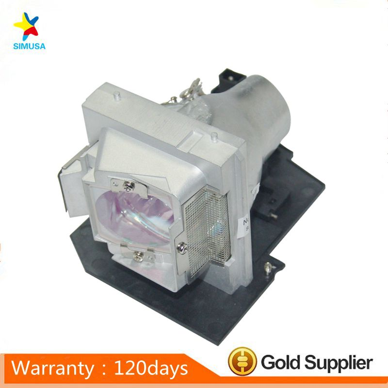 Compatible Projector lamp bulb 311-9421 / 725-10127  with housing for  DELL 7609WU original projector lamp for dell 1609wx with housing