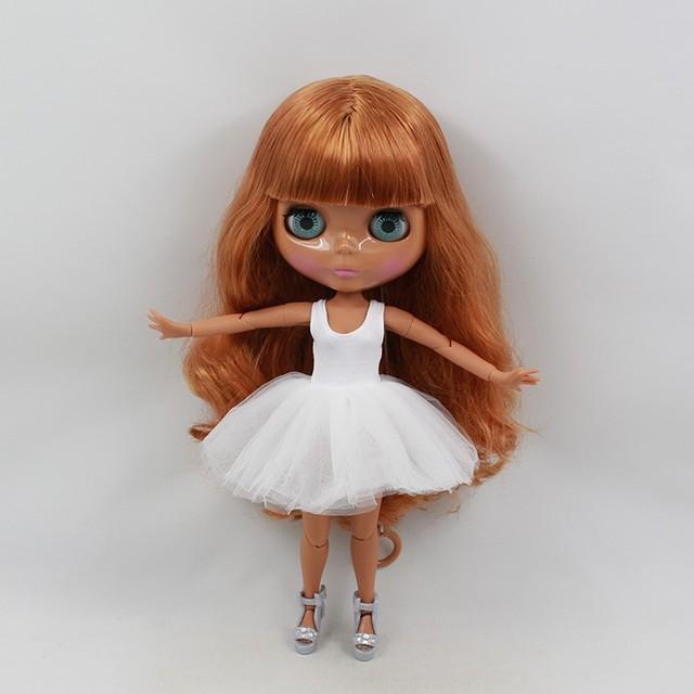 Neo Blythe Doll Elegant Ballet Skirt Dress