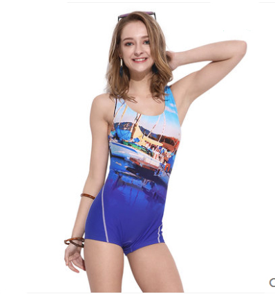New Fabric Professional Training Swimsuit Sexy Bathing Suit Women - Arts, Crafts and Sewing
