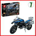 New 2017 Lepin 20032 Technic Series The BAMW Off-road Motorcycles R1200 GS Building Blocks Bricks Educational Toys legeod 42063