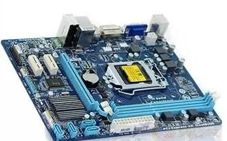 Original motherboard GA-H61M-S1 DDR3 LGA1155 Solid-state integrated free shipping