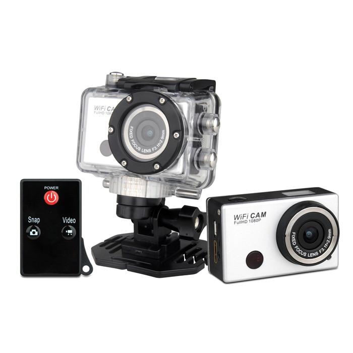 Professional Digital Video Camera DV-126 WIFI Remote Control 120DEG Wide Angle Viewing Waterproof Sport Camera TF Card Slot технический фен bosch phg 600 3 0 603 29b 008