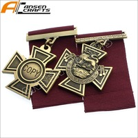 Victoria Cross voor Gallantry Award Britse Militaire Medaille