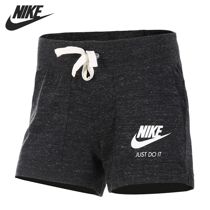 Original New Arrival 2018 NIKE AS W NSW GYM VNTG SHORT Women's Shorts Sportswear nike w nsw gym vtng drss ss