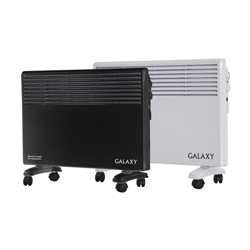 Convection heater Galaxy GL 8228 white массажер galaxy gl 4942 white