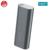 100% ace20 original romoss banco de la energía 20000 mah paquete externo de la batería 5 v 2 salida usb para todos los teléfonos tableta pc