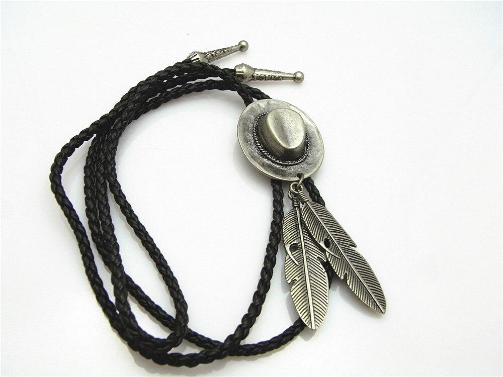 Erwachsene Männer Antiken Stil Legierung Metall Adler Anhänger Bolo Tie