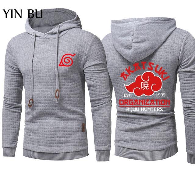 Naruto Akatsuki Organization Sweatshirt Hoodie