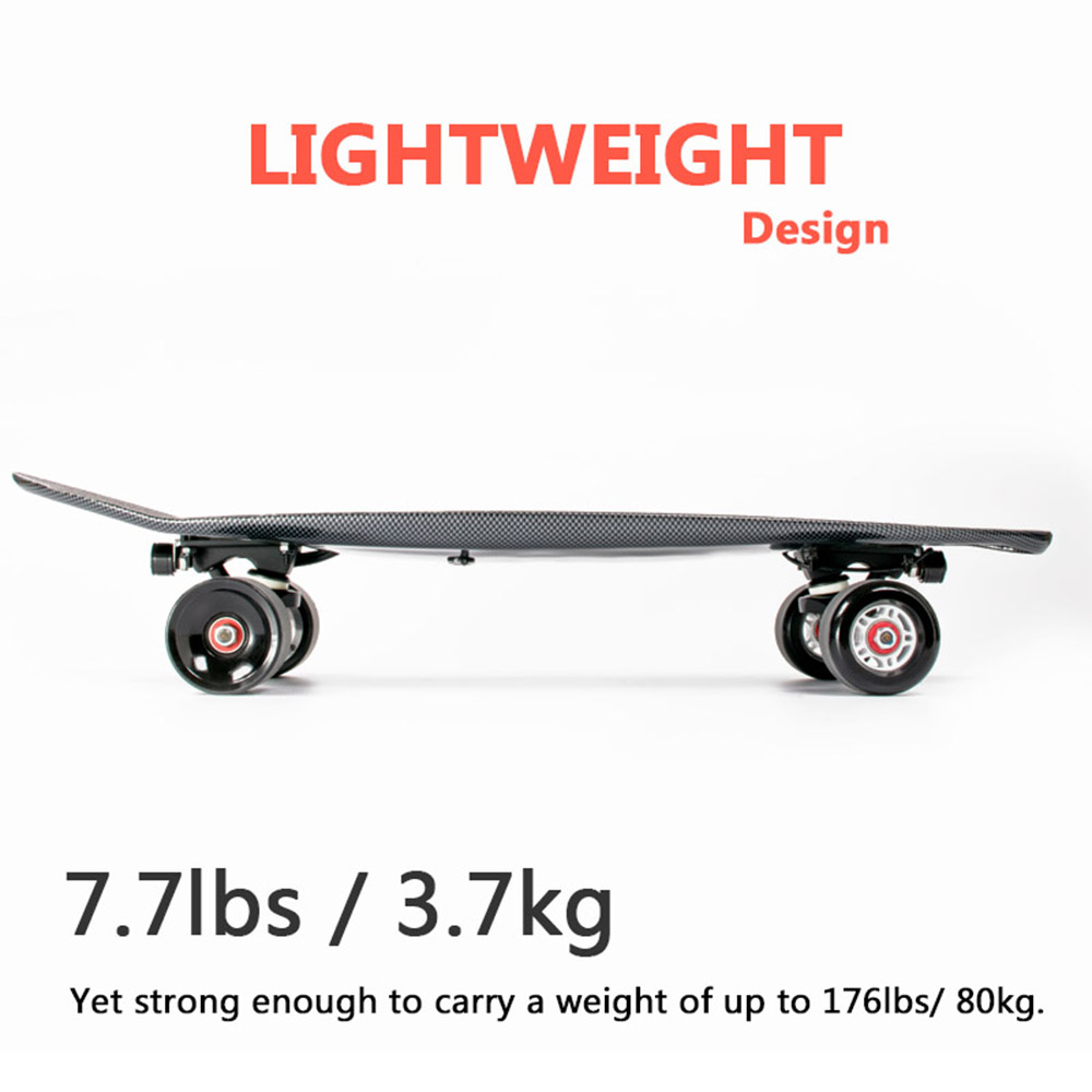 Maxfind Electric Scooter E skate penny board skateboards 4 wheel 500W motor adults free shipping explore penny board 28