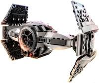 354pc Bela Star Wars 10373 Force Awakens TIE Advanced Prototype Building Blocks Toys Gifts Minifigures Kids