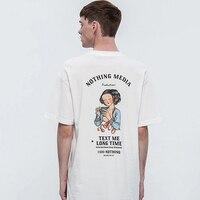 PP tasche verpackung! marke Kleidung Sommer t-shirt Männer t-shirt Fitness Mens Lässige Kleidung Lycra Weiß T-shirt Chinesischen Stil