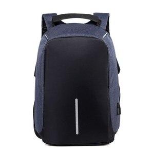 Image 1 - SXME sac à dos antivol pour hommes, avec chargeur USB, sac décole étanche, Mochila, sac à dos pour ordinateur portable