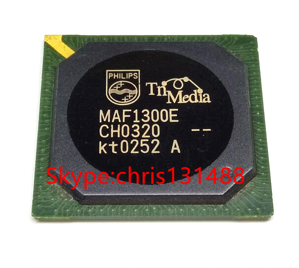 Free shipping Original MAF1300E MAF1300 BGA Car stereo audio amplifier ic integrated circuit chip