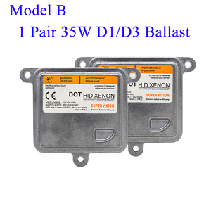 Image 3 - SKYJOYCE Original 35W Xenon D1S HID Xenon Kit D1S 4300K 5000K D3S 6000K D1R D3R HID Bulb 35W Car Headlight Ballast Kit Xenon D1S