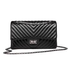 2019 New Designer Bags Famous Brand Women Bags Diamond Lattice Female bag Handbags Chains Cross body Bags Diamond Lattice Flap недорого