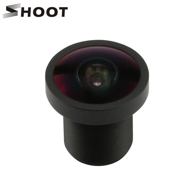 تبادل لاطلاق النار 170 درجة زاوية واسعة عدسة المهنية HD استبدال ل Gopro بطل 2 1 الرياضة عمل كاميرا الذهاب برو اكسسوارات