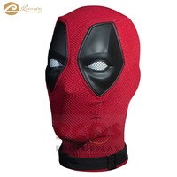 Deadpool 2 Wade Wilson cosplay full face mask textured Combed Cotton & leather Deadpool Cosplay Mask mp004142