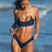 COSPOT Swimsuit Female Swimwear Bikini 2019 Women Swimsuits Bikinis Set Brazilian Micro Mini Bathing Suit