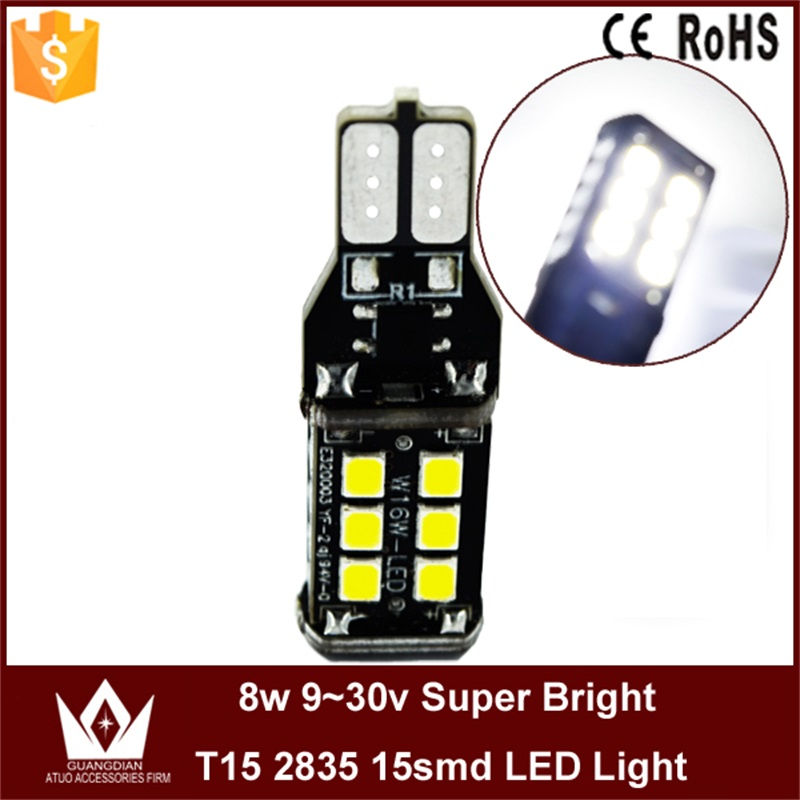 Guang Dian 2 pz Car Outlet lampada auto Luci di Retromarcia ...