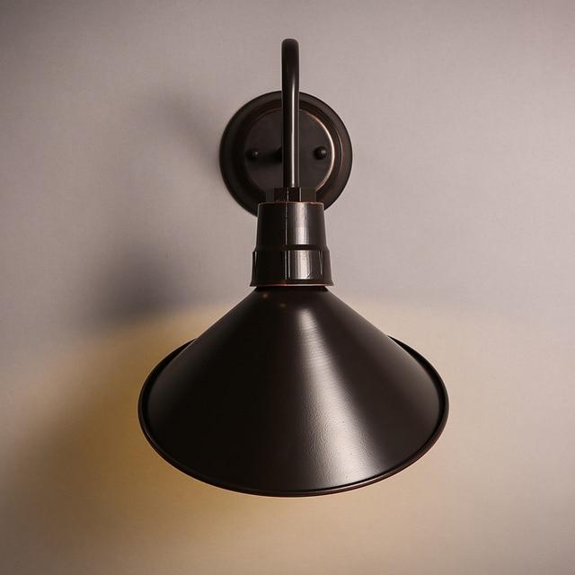 Retro Nostalgia Wall Lamp Light