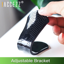 !ACCEZZ Universal Mobile Phone Holder Stand Strong Adsorption For iPhone Tablet Wall Desk Car Sticker Paste Adjustable Bracket